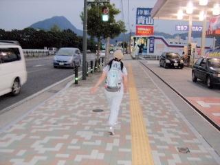 宇佐駅~別府(海門寺公園) 42キロ練習ウォーク_f0043559_23225767.jpg