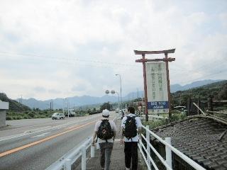 宇佐駅~別府(海門寺公園) 42キロ練習ウォーク_f0043559_2322715.jpg