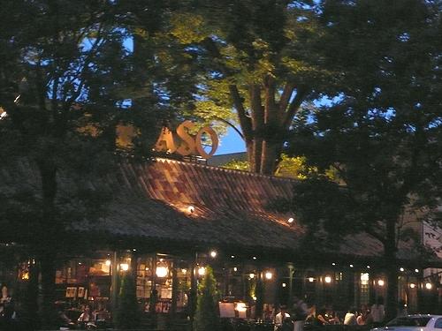 代官山の秋祭り   代官山 カフェ ミケランジェロ。..。.゚。*・。♬♪ _a0053662_1429527.jpg