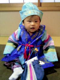 【VanCouncil八尾西武店コンシェルジュ安田】小怪獣が一歳になりました。_c0080367_16134026.jpg