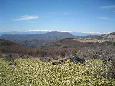 霧ヶ峰からの景色_c0136472_12222750.jpg