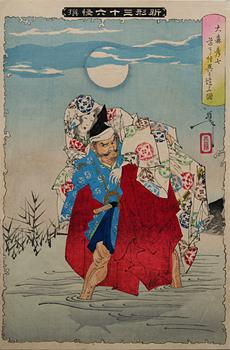 月岡芳年の画像 p1_30