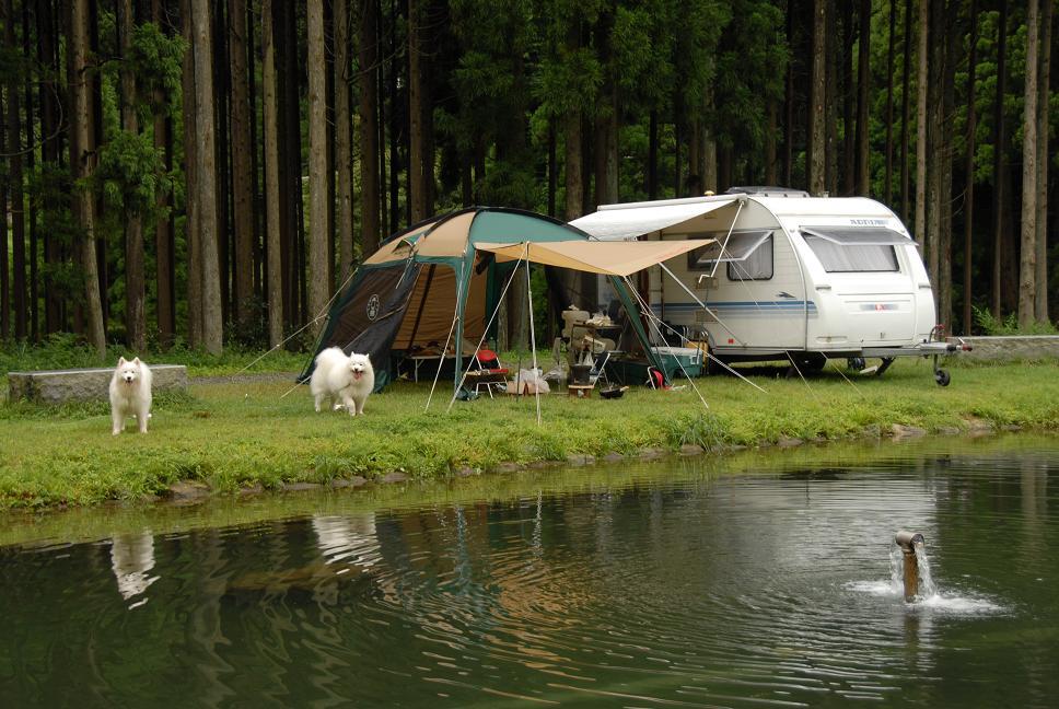 行ってきました!お気に入りのキャンプ場♪ part2_a0049296_20415724.jpg