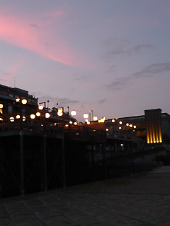 ロマン輝く鴨川夜景と京都ラーメン_c0053520_21163172.jpg