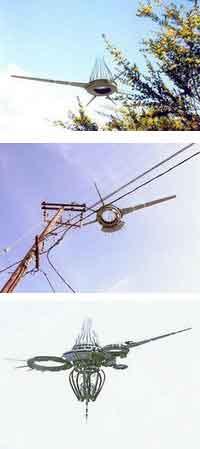 ドローン(Drone)ズ(無人機) / 君はU F O を見たかっ!?_b0003330_16144851.jpg
