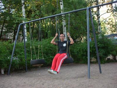 フィンランド旅行21おーだーみす_c0133030_1193034.jpg