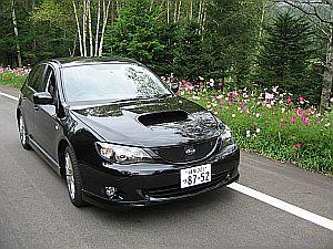 開田高原とインプレッサS-GT_f0076731_6407100.jpg