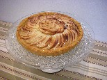 Tarte Quatre Pommes リンゴのタルト②③_f0121752_0474696.jpg