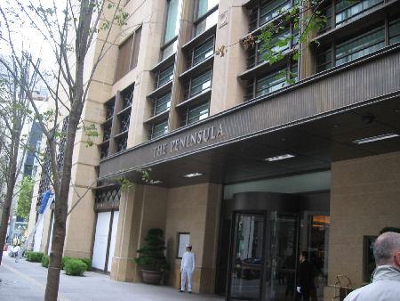 帝国ホテルのアフタヌーンティ「ランデブーラウンジ編」_f0054260_621124.jpg