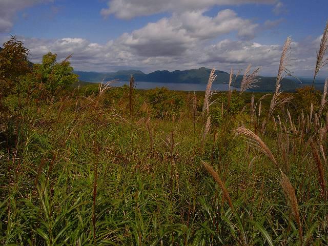 9月13日、樽前山、イチャンコッペ山と紋別岳を登る_f0138096_1952090.jpg