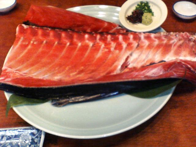 築地で魚料理!_a0001015_11494284.jpg