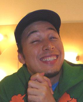 RIPSLYME!ILMARIの笑顔画像