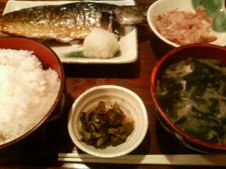 築地まんぷく食堂 三橋屋 2_c0025217_1350556.jpg
