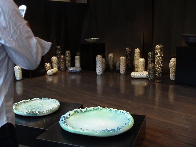 中西紀和陶展 in 紀伊長島_c0010936_18473770.jpg