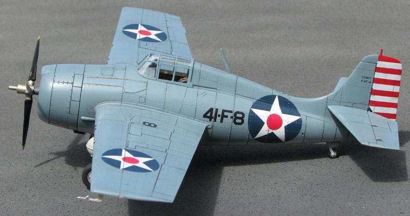 グラマン F4F-4 ワイルドキャッ...