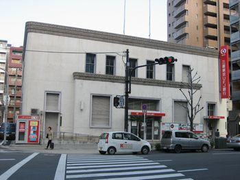 山口銀行北支店 (現 三菱東京UFJ銀行天神橋支店)_f0139570_021185.jpg
