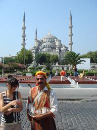"""八日目 """"トプカプ宮殿、グランドバザール、ボスォラス海峡クルージング・イスタンブール泊""""_a0102784_111558.jpg"""
