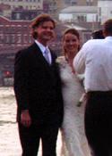 ブルックリン・ブリッジ・パークで見かけた幸せなひととき_b0007805_935954.jpg