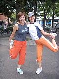 横浜ランを開催!_d0046025_8511513.jpg