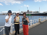 横浜ランを開催!_d0046025_8512736.jpg