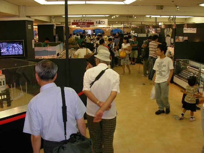 阪急鉄道模型フェスティバル_a0066027_771969.jpg
