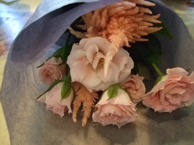 オークリーフ(ジーノの花束)_f0049672_13484324.jpg