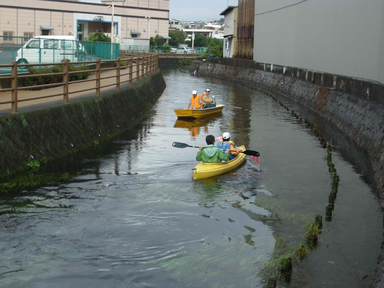 田宿川・滝川の川下り_f0141310_22581050.jpg