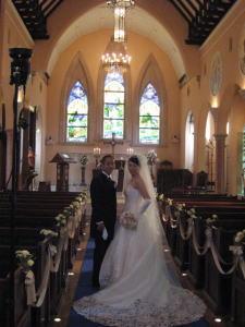感謝の結婚式。_c0043737_1805625.jpg