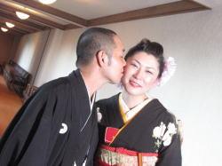 感謝の結婚式。_c0043737_1836387.jpg