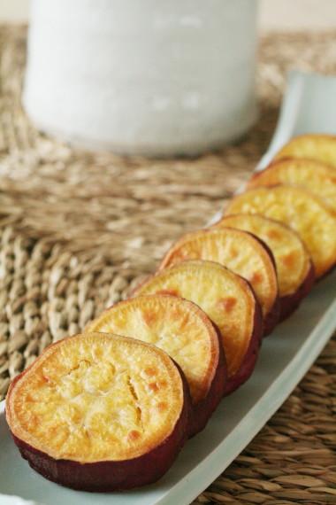 のんびり過ごす秋の午後 なんちゃって干芋とライティア_d0004651_17101618.jpg