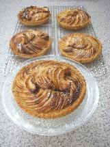 Tarte Quatre Pommes リンゴのタルト⑦_f0121752_0331792.jpg