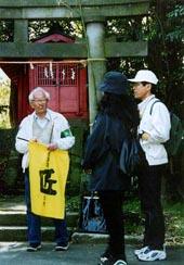 11・3「北鎌倉ウォッチング」―探訪!路地裏の神々― _c0014967_8182118.jpg