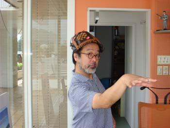 9月18日(火)今週の中川さん&湘南シャンボサ_e0006772_2228232.jpg