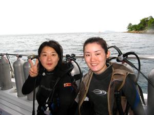 体験ダイビングマスター_f0144385_2023693.jpg