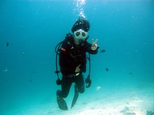 体験ダイビングマスター_f0144385_20292530.jpg