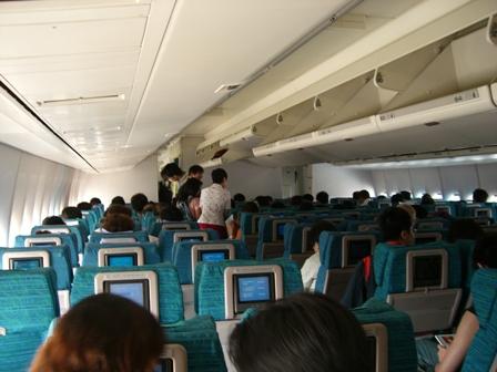 香港旅日記31 CX450便 台北経由成田行き_f0059796_0371519.jpg