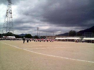 9/16 次男の体育祭でした_a0047200_14324032.jpg