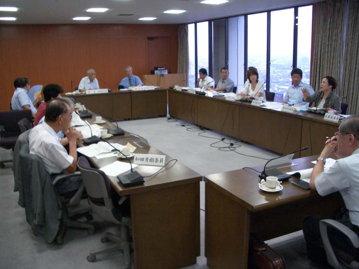 環境審議会と勝亦正人さん_f0141310_22541046.jpg