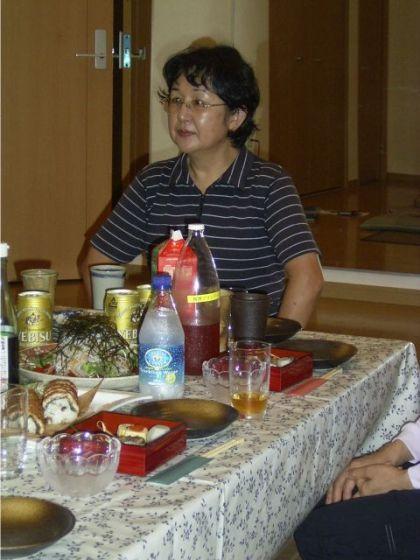 伯井さん宅での 豪華メニュウディナーつき  瞑想とインド舞踊ワークショップ_a0088827_1933501.jpg