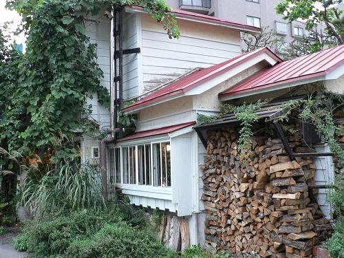 札幌市中央区 cafe『森彦』_c0070412_21101822.jpg