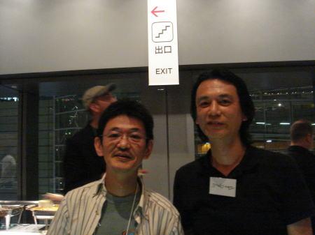 2007-09-20 東京JAZZウエルカム・パーティ_e0021965_1119981.jpg