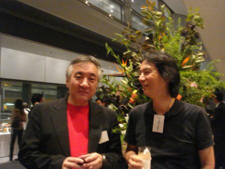2007-09-20 東京JAZZウエルカム・パーティ_e0021965_1121175.jpg