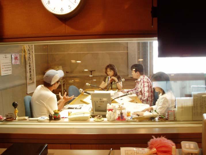 ラジオ出演☆_d0103296_9374639.jpg