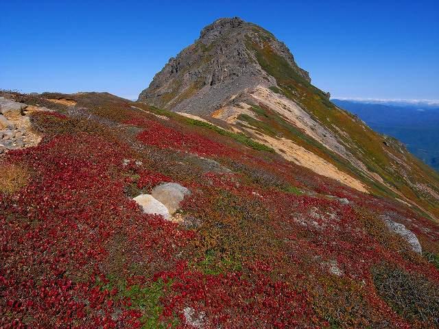 9月18日、永山岳から愛別岳_f0138096_20581129.jpg