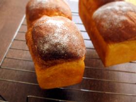 かぼちゃミニ食パン(南部+ER)_c0110869_2136279.jpg