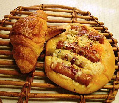 みきチュウさんとパン屋さん巡り♪_d0078486_7103376.jpg