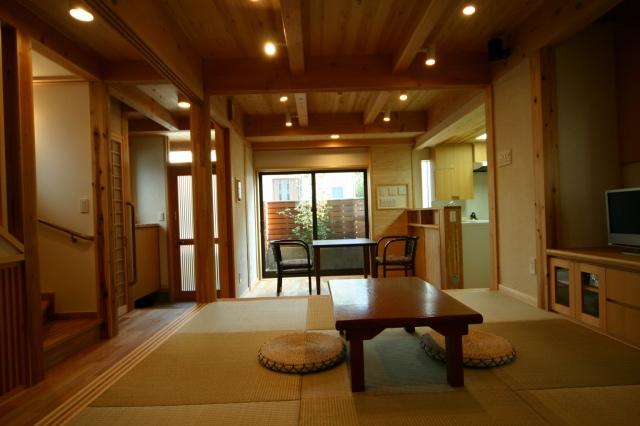 「江戸スタイルの家」(栗原邸)見学会のお知らせ _e0008000_17113161.jpg