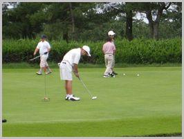 ロータリーゴルフ同好会コンペ_f0099455_20142314.jpg