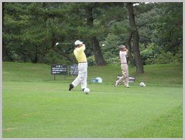 ロータリーゴルフ同好会コンペ_f0099455_2020276.jpg