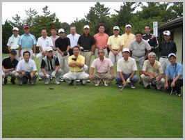 ロータリーゴルフ同好会コンペ_f0099455_2038385.jpg